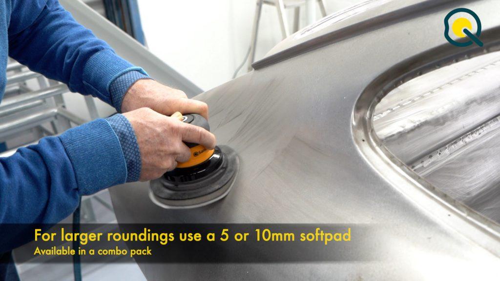 Q-Sander Q011   Q Sanding Technologies